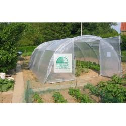 Serre Abri Legumes 4m00 x 6m00 sans aérations