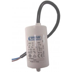 CONDENSATEUR CABLE 18 µFarad