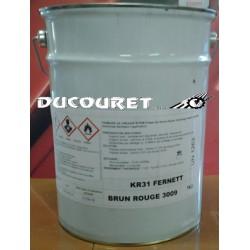 ANTI-ROUILLE ROUGE BRUN (5KGS)