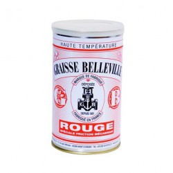 Graisse BELLEVILLE 700 Gr ROUGE