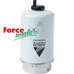 Filtre à gaz oil primaire