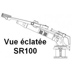 Vue Eclatée SR100 NELSON