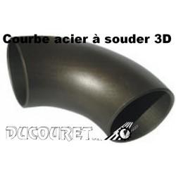 COURBE ACIER 3D 048,3